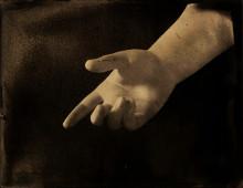 Collodion Work – Italian Gestures